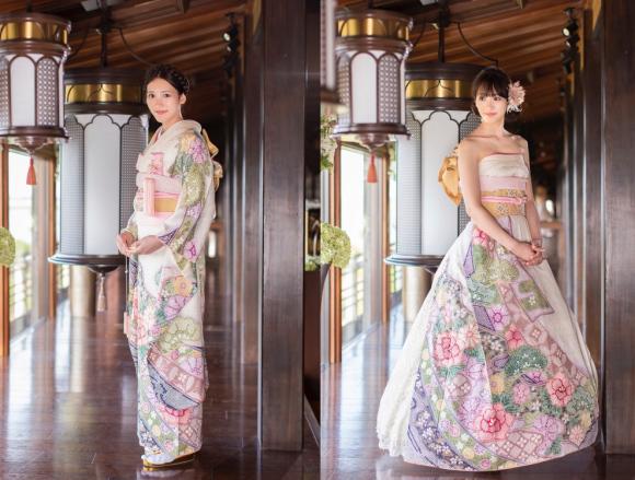 オリエンタル和装 着物 ドレス 北海道 札幌