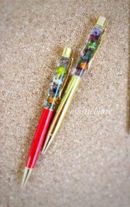 ハーバリウムボールペン