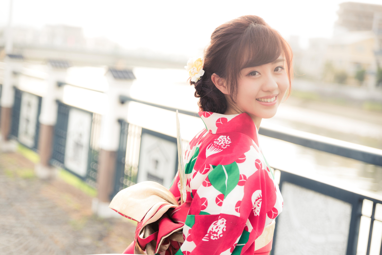 浴衣着付 ヘアアレンジ 予約 札幌夏祭り
